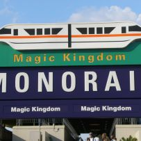 Favorite Attraction: Monorail