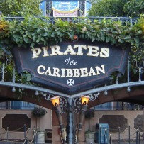 Favorite Attraction: Pirates of the Caribbean