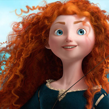 Favorite Character: Merida