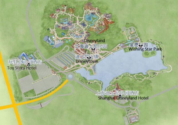shanghai-disney-map